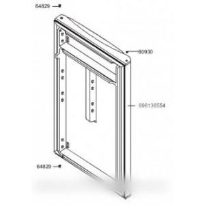 porte refrigerateur + joint magnetique pour réfrigérateur SMEG