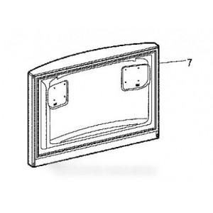 porte superieure congelateur pour réfrigérateur ARISTON