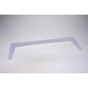 PROFIL COUVRE BAC A LEGUMES BLANC 522X16 pour réfrigérateur INDESIT