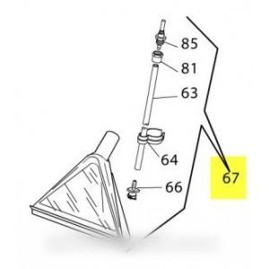 raclette triangulaire complete pour petit electromenager DELONGHI