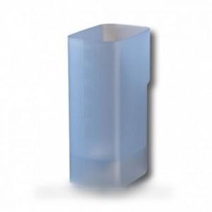 reservoir d'eau bleu pour petit electromenager BRAUN