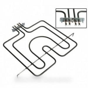 RESISTANCE SUP/GRILLOIR 1050W/850W (330X350/130) pour four SIDEPAR