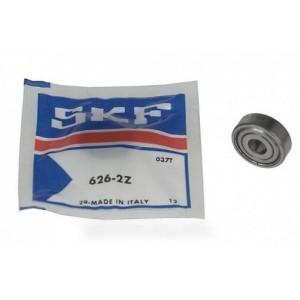 roulement a billes 626 zz 6 x 19 x 6 pour petit electromenager CONSTRUCTEURS DIVERS