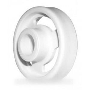 ROULETTE DE PANIER INFERIEUR DIAM 36MM (x1) pour lave vaisselle INDESIT