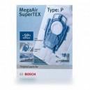 sachet de sacs bosch bbz52 + filtre p