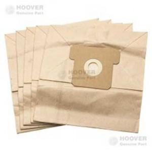 sachet de sacs h10 compact pour aspirateur HOOVER