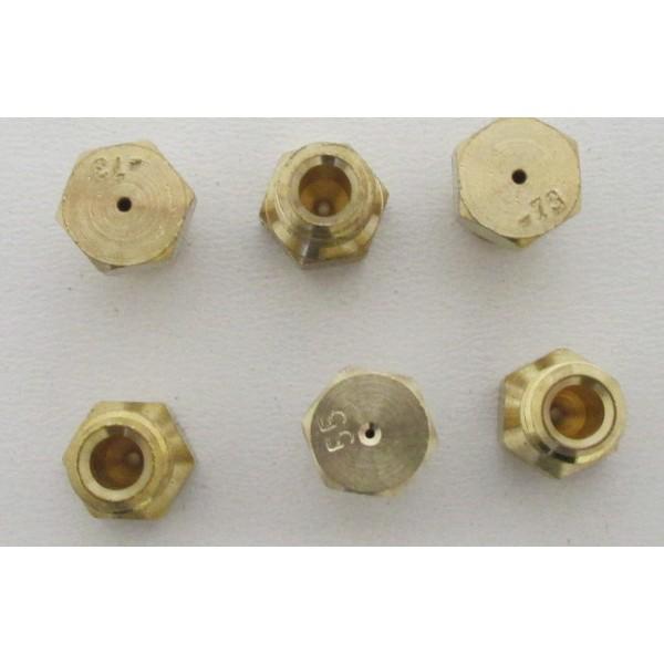 Sachet d 39 injecteurs propane butane pour cuisiniere proline - Frigo a cote plaque cuisson ...