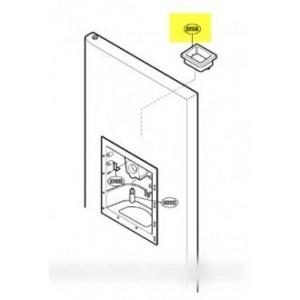 boite recupartion d'eau distributeur pour réfrigérateur LG