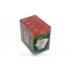 boites de 4 x 80 filtres cafe classic pour cafetieres filtre MELITTA FRANCE