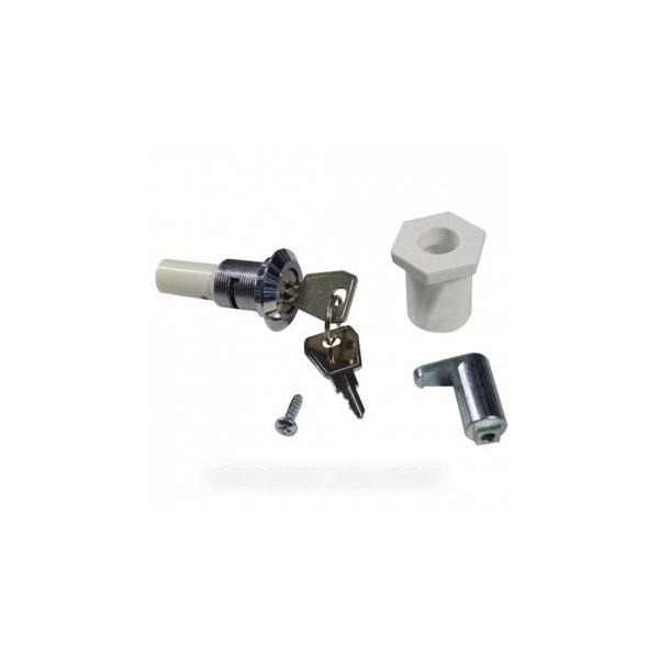 serrure avec clefs fks pour congelateur liebherr r f 5758114 froid cong lateur poign e. Black Bedroom Furniture Sets. Home Design Ideas