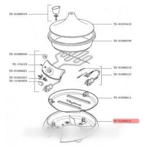 socle pour petit electromenager TEFAL