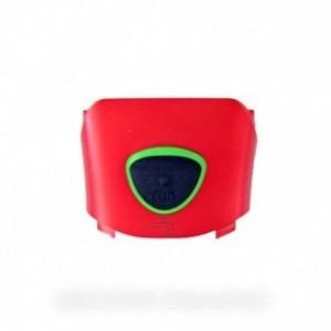 boitier avant rouge metal pour rasoirs electriques BRAUN