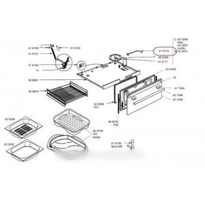 sonde sensor ptc pour four BOSCH B/S/H