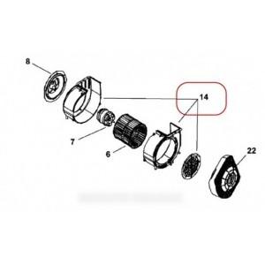 support moteur pour hotte ARTHUR MARTIN ELECTROLUX FAURE