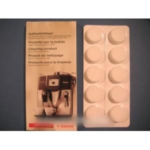 tablettes de degraissage par 10 saeco pour petit electromenager SAECO