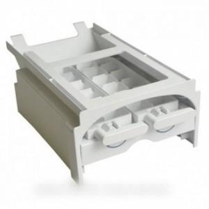 boitier support et guide bac a glacons pour réfrigérateur SAMSUNG