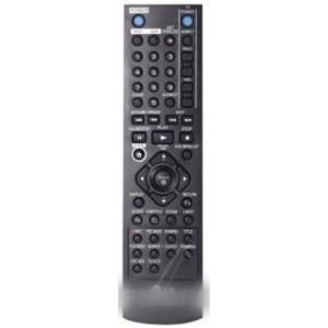 TELECOMMANDE RC388/08 POUR DVD VCR  LG