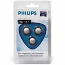 tetes de rasoir philips hq167 pack de 3