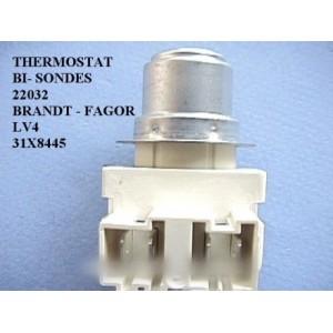 thermostat bi-sondes brandt pour lave vaisselle BRANDT