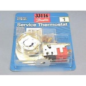 thermostat danfoss n°1 ref 1 temp pour réfrigérateur CONSTRUCTEURS DIVERS
