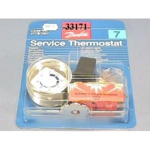 thermostat danfoss n°7 congelateur pour congélateur CONSTRUCTEURS DIVERS