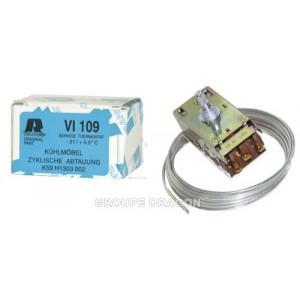 thermostat vi109 varifix k59h1303 pour réfrigérateur ELECTROLUX