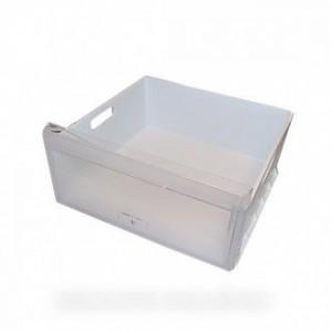 TIROIR CONGEL SUPERIEUR + FACADE (434X394X160) pour réfrigérateur INDESIT