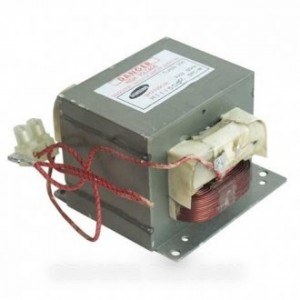 Transformateur pour micro onde