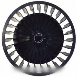 turbine pour sèche linge WHIRLPOOL