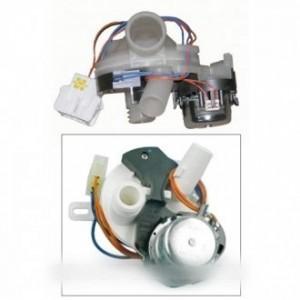 MD30-2020/01 VALVE DE LAVAGE ALTERNE pour lave vaisselle SMEG OU WHIRLPOOL