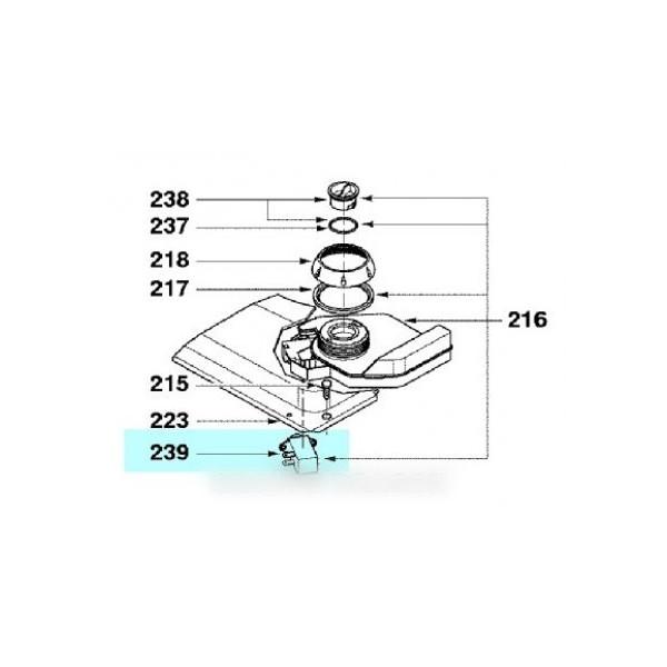 Verin ouverture boite a produits pour lave vaisselle vedette r f 31x8552 - Quel produit utiliser pour lave vaisselle ...