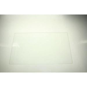 verre de bac a legumes 300 x 523 m/m pour réfrigérateur CANDY