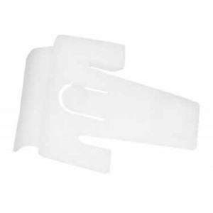verrou de clayette pour réfrigérateur FAGOR BRANDT VEDETTE SAUTER DE-DIETRICH
