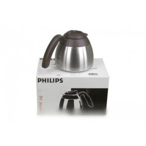 verseuse isotherme met pour cafetiere philips r f. Black Bedroom Furniture Sets. Home Design Ideas