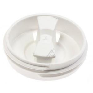 Poignée filtre pour lave linge INDESIT