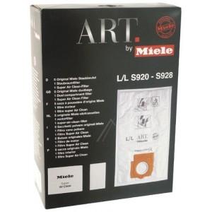 SACS (X5) S920-S928 TYPE L/L POUR ASPIRATEUR MIELE