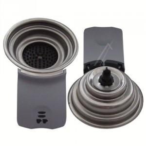 HD5032/01 PORTE DOSETTE 2 TASSES BLEU GRIS pour cafetière à dosette