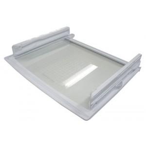 CLAYETTE AVEC ENCADREMENT A GLISSIERE 420X350MM pour réfrigérateur LG