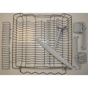 KIT PANIER SUPERIEUR pour lave vaisselle WHIRLPOOL