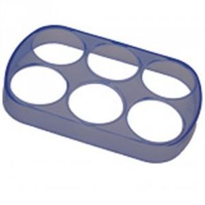 BAC A OEUFS (6) (152X95X20) CRISTAL 5437608 pour réfrigérateur INDESIT