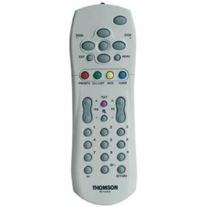 RCT116TA1G TELECOMMANDE pour telecommande tv dvd sat THOMSON