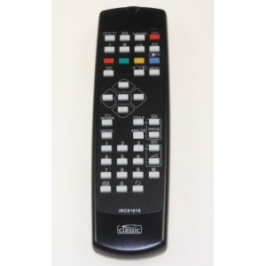 IRC81818 TELECOMMANDE CLASSIC TV, LCD pour telecommande tv dvd sat SONY