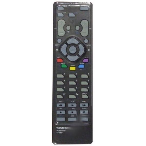 Ctc20v telecommande pour telecommande tv dvd sat thomson - Thomson telecommande tv ...