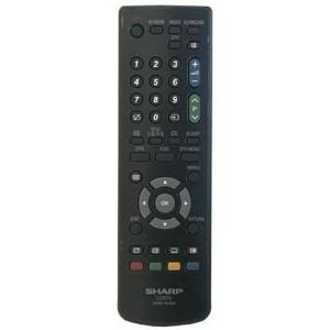 TÉLÉCOMMANDE GA591WJSA pour telecommande tv dvd sat SHARP