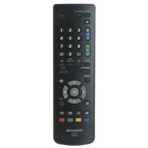 010240 TELECOMMANDE pour telecommande tv dvd sat SHARP