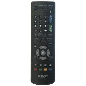 GA591WJSA TÉLÉCOMMANDE pour telecommande tv dvd sat SHARP