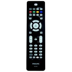 TÉLÉCOMMANDE 2-EN-1 POUR TV pour telecommande tv dvd sat PHILIPS