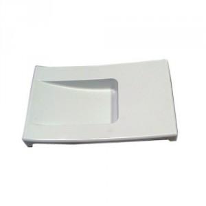 FRONTAL GAUCHE BAC LEGUMES BLANC L.246X1 pour réfrigérateur INDESIT