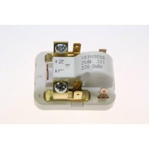 103N0050 DISPOSITIF DE DEMARRAGE pour réfrigérateur BOSCH B/S/H