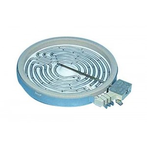 FOYER RADIANT (Q180-1700W) pour cuisinière FAR